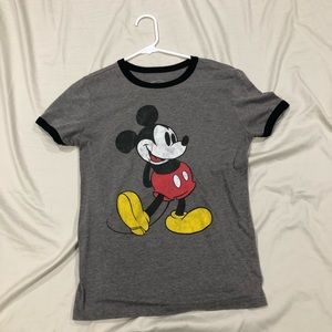 Tops - Minnie Mouse Top